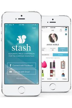 Beauty lovers, rejoice: A new app, Stash, wants to make your life easier. It predicts exactly when you're running low on your favorite products, prompting you to restock before your dwindling supply becomes an issue. Running to Sephora when you had to be somewhere five minutes ago but just used the last pump of your primer? With Stash, that hassle's a thing of the past.