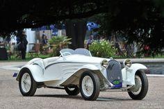 1931 Alfa Romeo 6C 1750 Touring 'Flying Star'