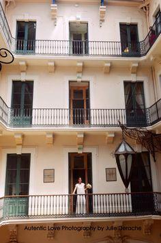 Shooting mariage : le grand Hotel Sete