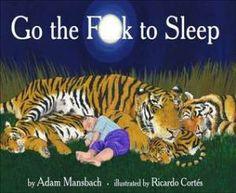 Elizabeth's Brilliant Audiobook Review: Go The F***To Sleep