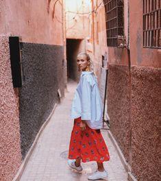 2e099b1d Ganni street style | Emilie Lilja | Kochhar Skirt Scandi Style, Mommy  Style, Style