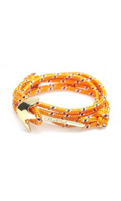 Nautical Bracelets Orange