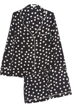 Polka Dot Pajamas