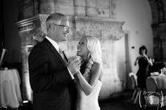Wedding at Union Station, Downtown Nashville, TN, Lovinggood's Photography and Video, Father-Daughter Dance
