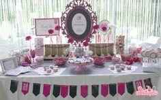 Una Candy Bar para mi boda