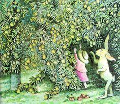 "Maurice Sendak «Mr. Rabbit and the Lovely Present»   ""Картинки и разговоры"""