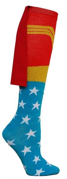 Wonder Woman CrossFit socks