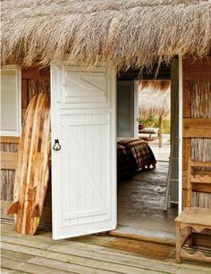 .beach shack