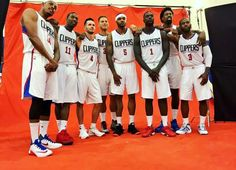 Here we go Clippers!