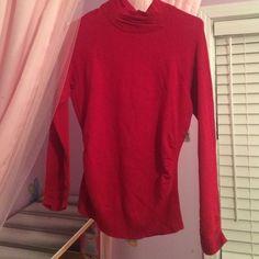 Sweater Petite medium size sweater- never worn Sweaters Crew & Scoop Necks