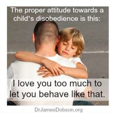 sometimes we need reminded why we discipline....