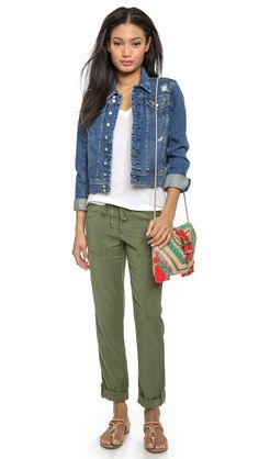 Splendid Wilder Pants Cute style and color