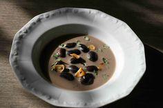 Käferbohnen-Suppe