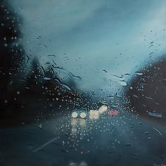 Check out Steen Larsen, Pale blue light (2019), From GALLERI RAMFJORD Hyperrealism, Oil Paintings, Painting & Drawing, Oil On Canvas, Northern Lights, Light Blue, Artsy, Drawings, Check