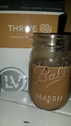 OMG THIS is SO GOOD!!! Had my first one this morning... It's SO creamy & DELICIOUS!!!  http://mimiconlin.le-vel.com