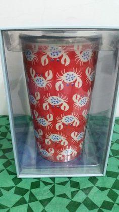 Red Mighty Mug Go Travel Mug 470ml//16floz