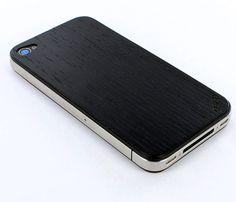 ebony iPhone case