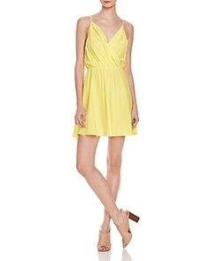 Amanda Uprichard Chelsea Silk Dress