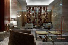 Modern Design, Park Hyatt NY, Yabu Pushelberg, Luxury Hotels