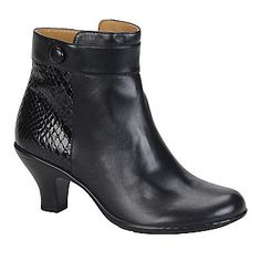 Softspots Women's Sherry Ankle Boots (FootSmart.com)