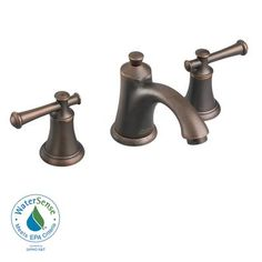 Moen  Kingsley 1 Handle Bathroom Faucet  Antique Bronze Finish Best Home Depot Moen Bathroom Faucets Design Inspiration