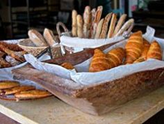 le Fournil de Plett, Bakery and Cafe goodies French Bakery, French Pastries, Bakery Cafe, Artisan Bread, Serving Bowls, Good Food, Goodies, Cheese, Tableware