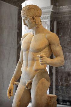 Borghèse Mars, Musée du Louvre, Paris
