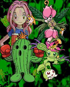 Digimon Adventure Digidestined: Mimi