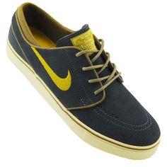 Nike Zoom Stefan Janoski Shoes in stock at SPoT Skate Shop, $78
