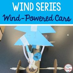 STEM Activity Challenge Build a Wind-Powered Car