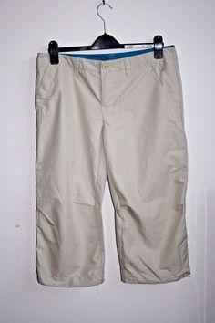 Peak Performance Men's Outdoor Trekking Walking Shorts Polyester 3/4 Pants W34 L