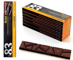 It would be so easy... why don't more companies print chocolate with original designs?