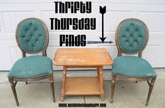 Thrifty Thursday Finds | A Diamond in the Stuff