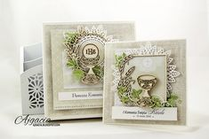 Communion, Christening, Holi, Cardmaking, Crafting, Scrapbooking, Frame, Cards, Pictures