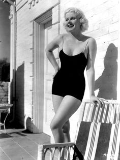 Jean Harlow - this is the figure I'd like!