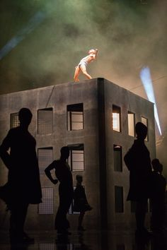 Experience a harmonious acrobatic display of phenomenal timing and spatial magnificence. | La Nouba by Cirque du Soleil