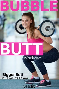 butt challenge that seriously sculpts your booty Accessories Color Tools Free Makeup Fitness Workout For Women, Fitness Tips, Fitness Plan, Bigger Bum Workout, Single Leg Glute Bridge, Bubble Butt Workout, Rower Workout, Butt Challenges, The Help