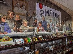 Norm's News, Kalispell MT: Best candy store in the west. Dont miss the milk shakes.