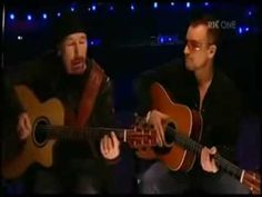 U2 - Bono & The Edge - Van Diemen´s Land - Point Depot - U2Miracle.com