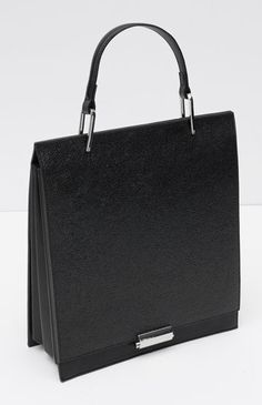 Zara | Embossed City Bag