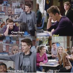 "#GirlMeetsWorld ""Girl Meets World of Terror 3"""