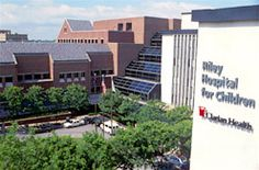Riley Hospital for Children, the best place I have ever worked.  An amazing hospital with an amazing NICU.