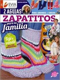 ZAPATITOS dos agujas - Edición Especial 2016