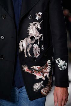 "Valentino Spring 2016 Menswear - Details - Gallery - <a href=""http://Style.com"" rel=""nofollow"" target=""_blank"">Style.com</a>"