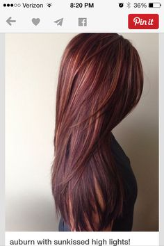 Ummm this would be my hair color exactly....HMMMM
