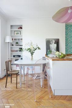 Un appartement de 2 pièces transformé en 3 pièces, ADC l'atelier d'à côté - Côté Maison