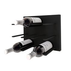 STACT wine rack storage wall panel hanging installation DIY easy install gift ideas modular made in Canada Ramsin Khachi hooks wine collection decor designer Wine Bottle Storage, Wine Rack Storage, Wine Rack Wall, Wine Bottle Labels, Wine Racks, Wine Label, Wine Collection, Italian Wine, Polished Concrete