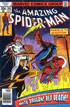 The Amazing Spider-Man (Vol. 1) 184 (1978/09)