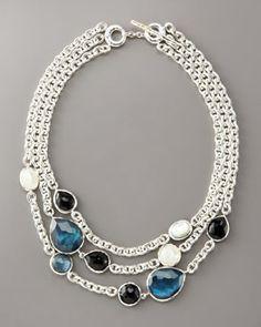Ippolita Multi-Strand Dawn Necklace  $1595.00
