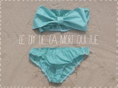 THE DIY MAILLOT DE BAIN | Make my lemonade